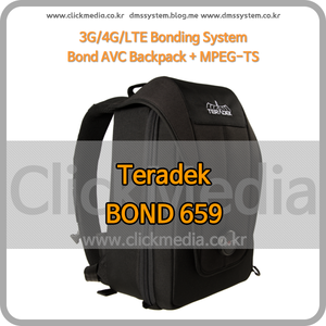 (테라덱 본드) Teradek BOND 659 - Bond AVC Backpack