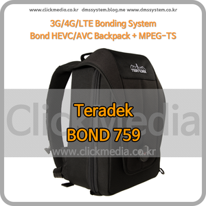 (테라덱 본드) Teradek BOND 759 - Bond HEVC/AVC Backpack